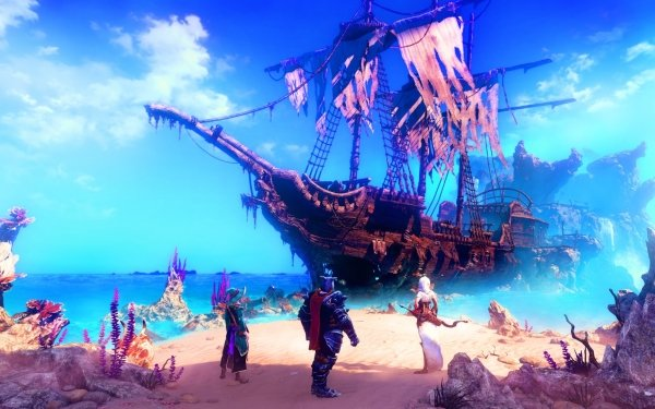 Video Game Trine 3: The Artifacts of Power Trine HD Wallpaper | Background Image