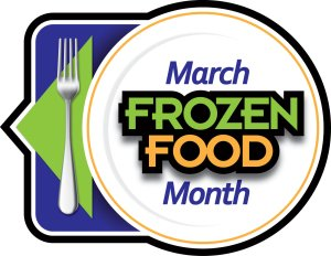 Preview Holiday - Frozen Food Month Art