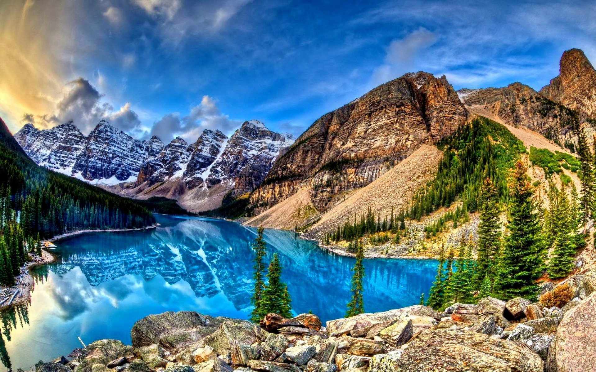 18 Rocky Mountains Hd Wallpapers Background Images Wallpaper Abyss