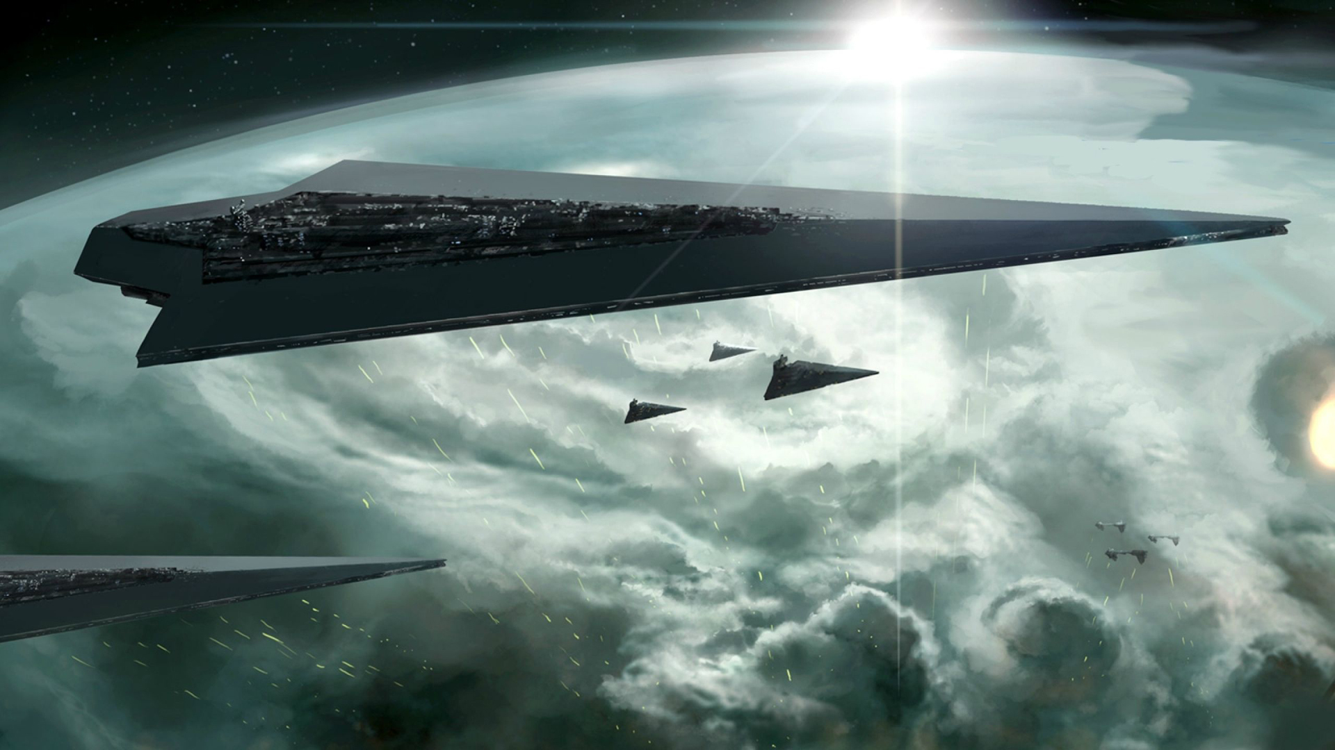 Star Wars Hd Wallpaper Background Image 1920x1080 Id 584818 Wallpaper Abyss