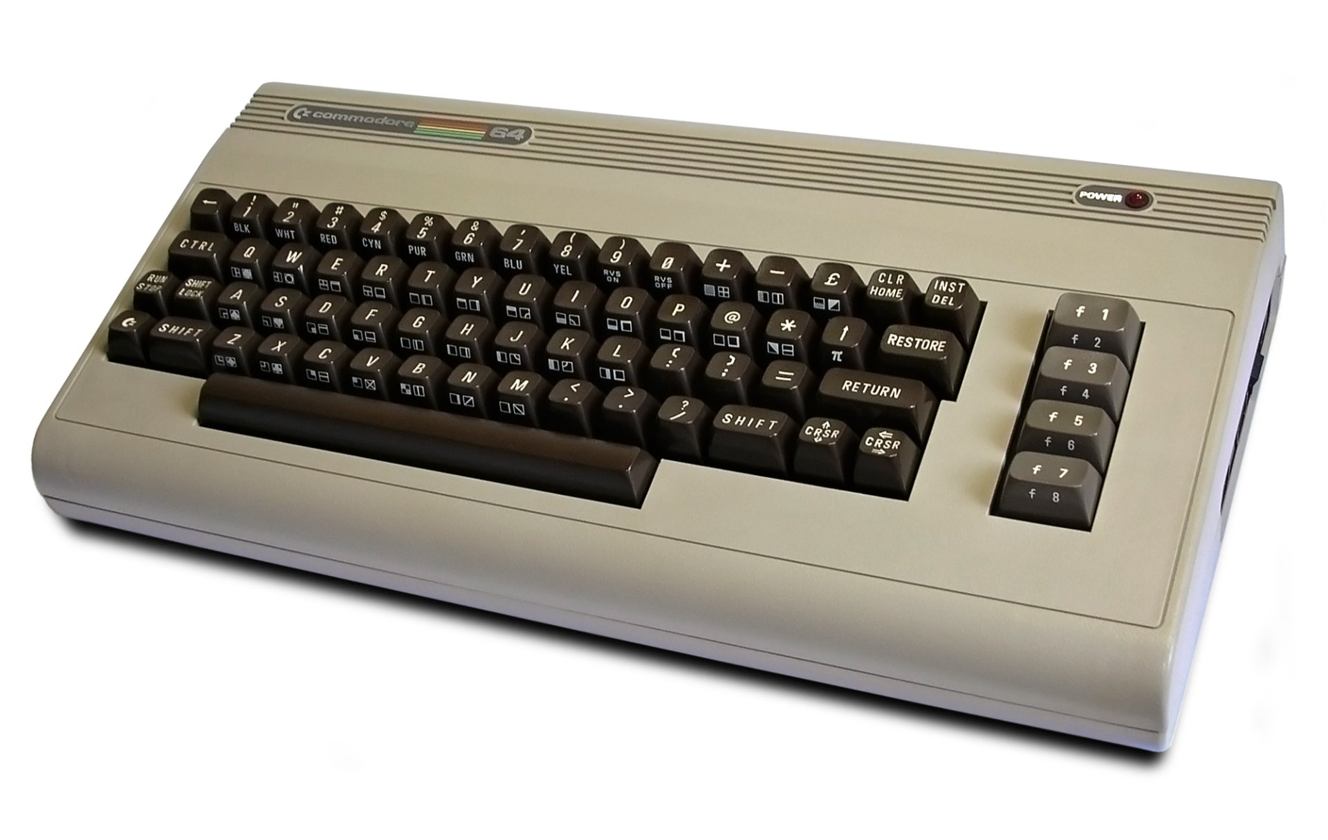 Technology - Commodore 64  Wallpaper