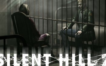 wallpaper silent hill 2 art