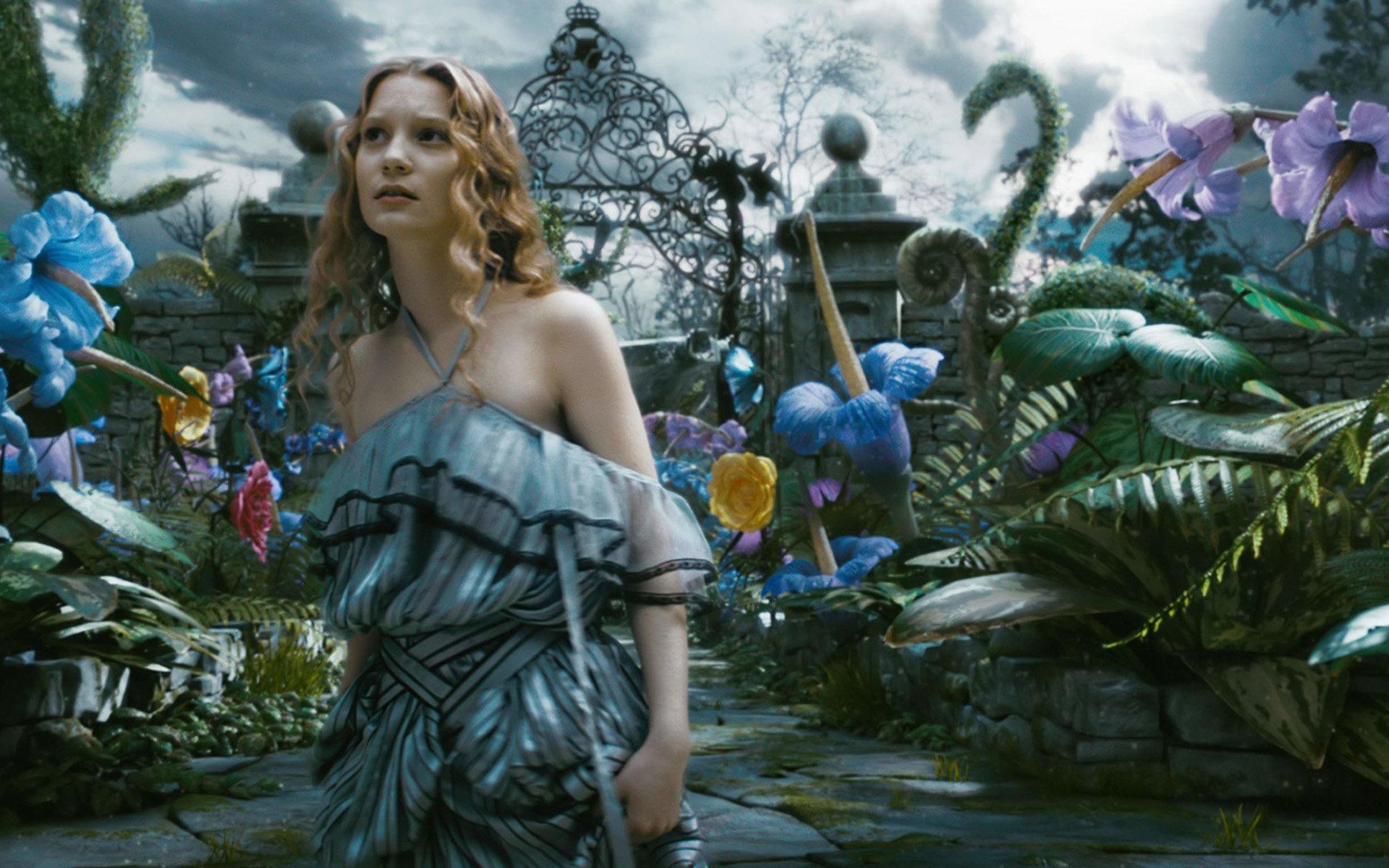 Alice Nos Pais Das Maravilhas Filme Online alice no país das maravilhas (2010) papel de parede hd