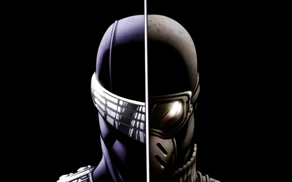 Comics Cobra: Civil War Snake Eyes HD Wallpaper | Background Image