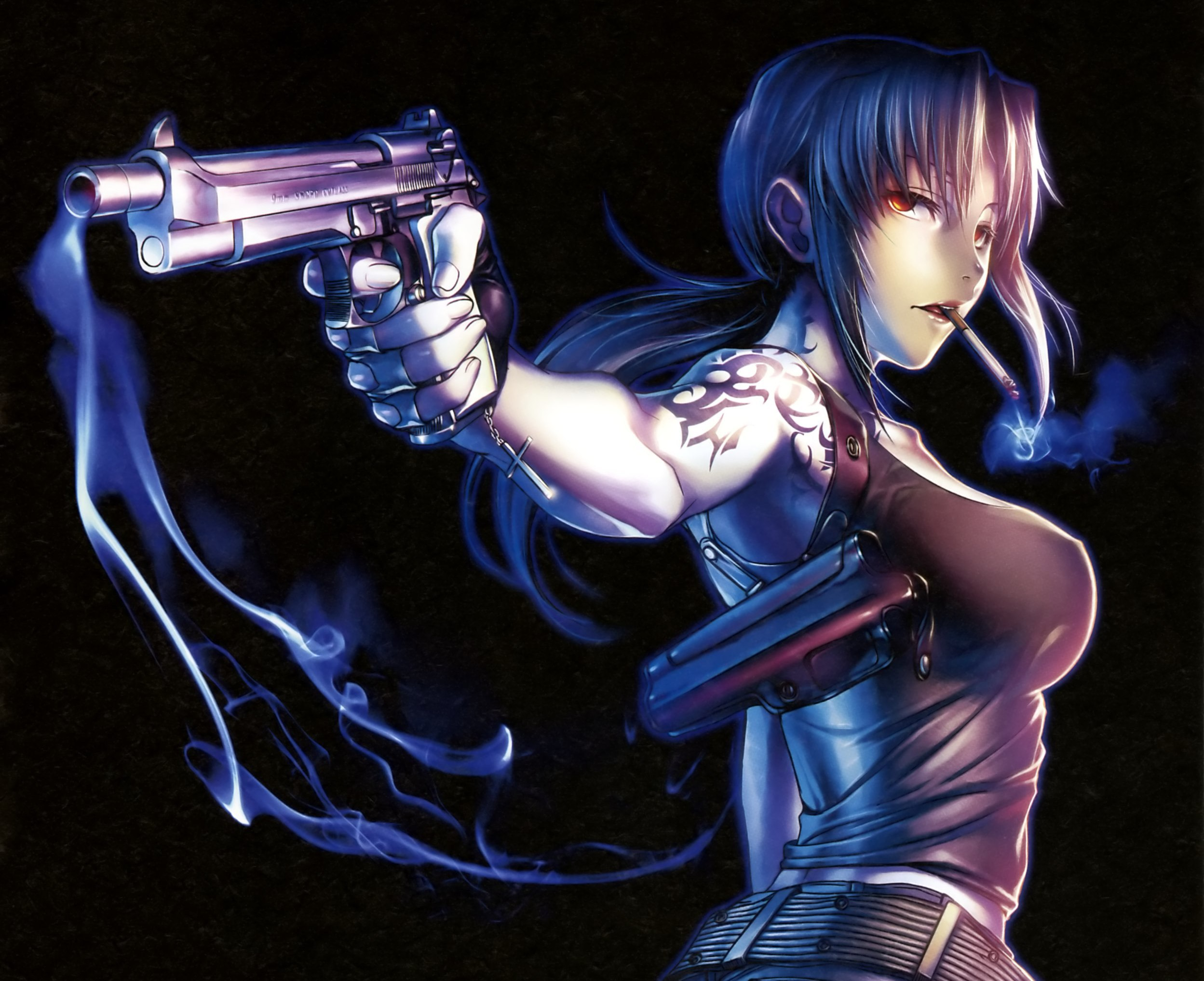 270 Black Lagoon Hd Wallpapers Background Images Wallpaper Abyss