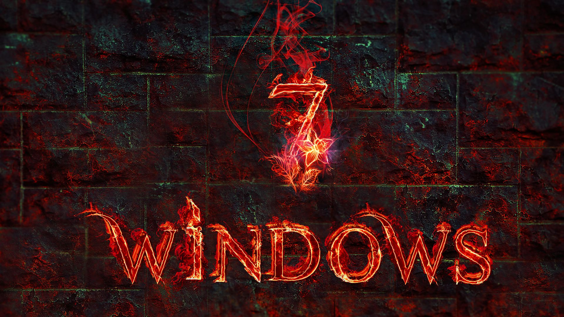 Windows 7 Fond Décran Hd Arrière Plan 1920x1080 Id587914