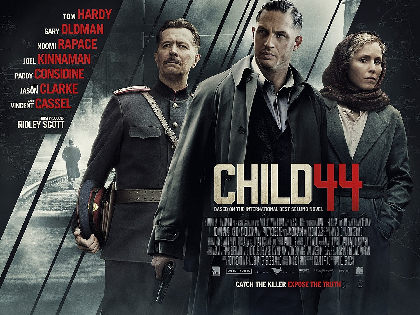Child 44 Wallpaper and Background Image | 1440x1080 | ID:590016 ...