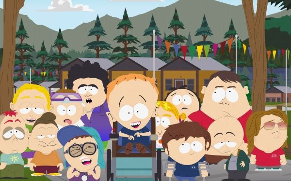 TV Show South Park Jimmy Valmer Timmy Burch HD Wallpaper   Background Image