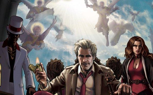 Comics Constantine HD Wallpaper | Background Image