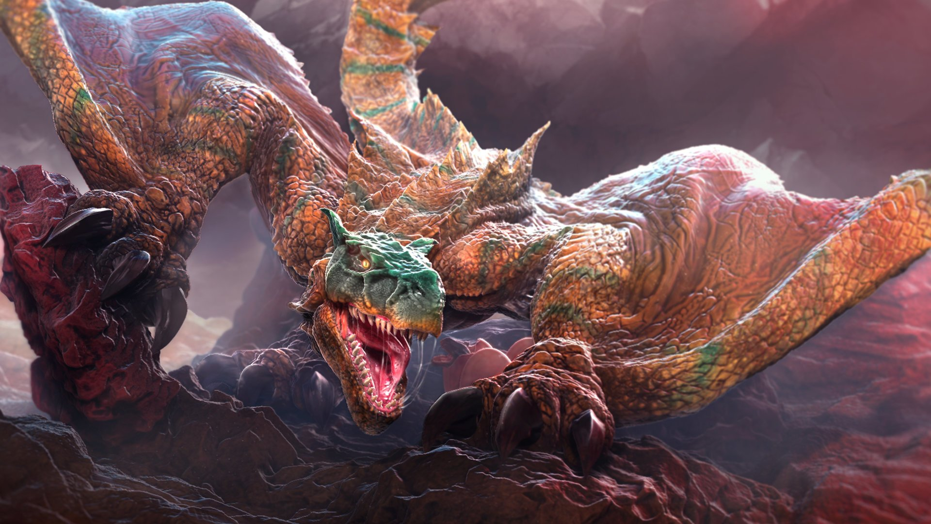 5 Monster Hunter 4 Ultimate Hd Wallpapers Background Images