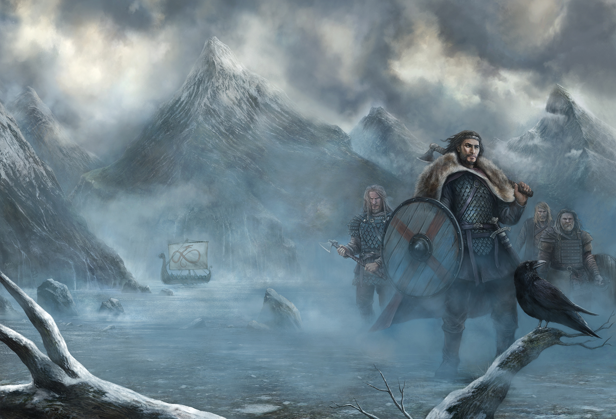 Viking Full HD Wallpaper And Background Image