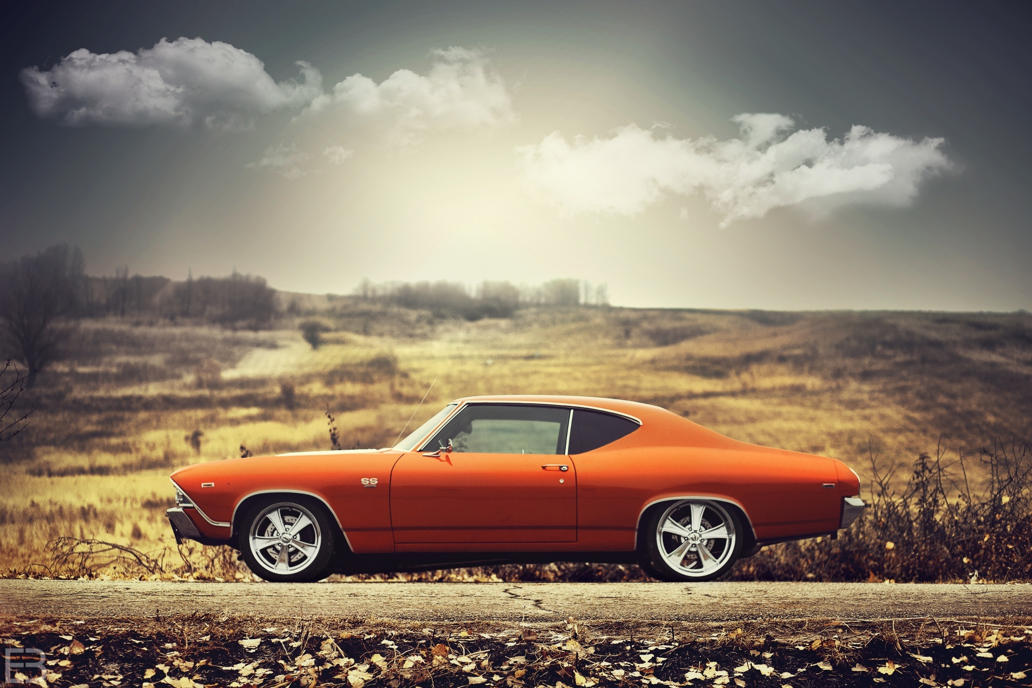 Chevrolet Chevelle SS HD Wallpaper   Background Image ...