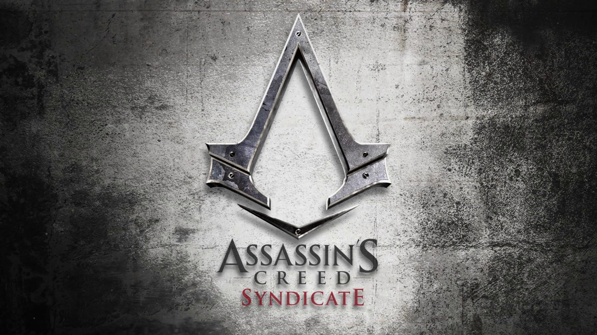 Assassin S Creed Syndicate Logo Hd Wallpaper Background Image