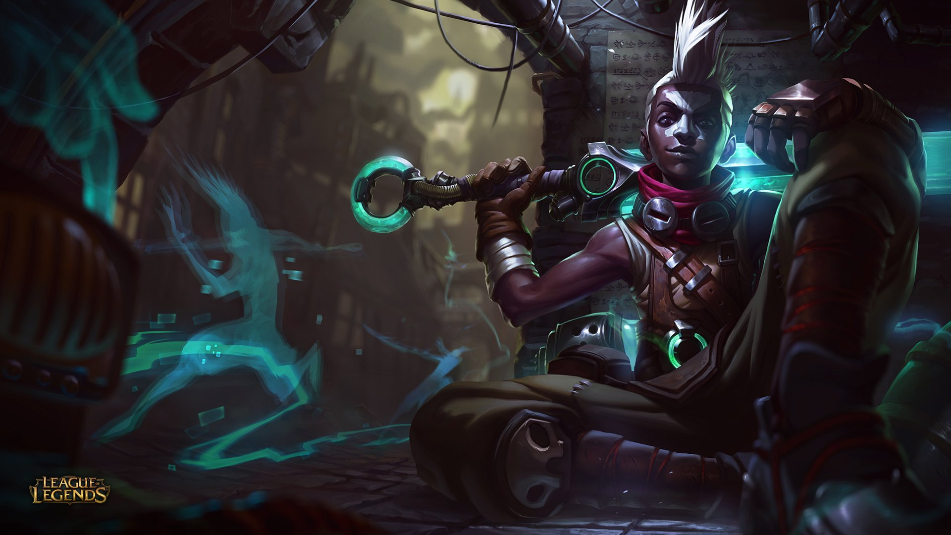 17 Ekko League Of Legends Fondos De Pantalla Hd Fondos