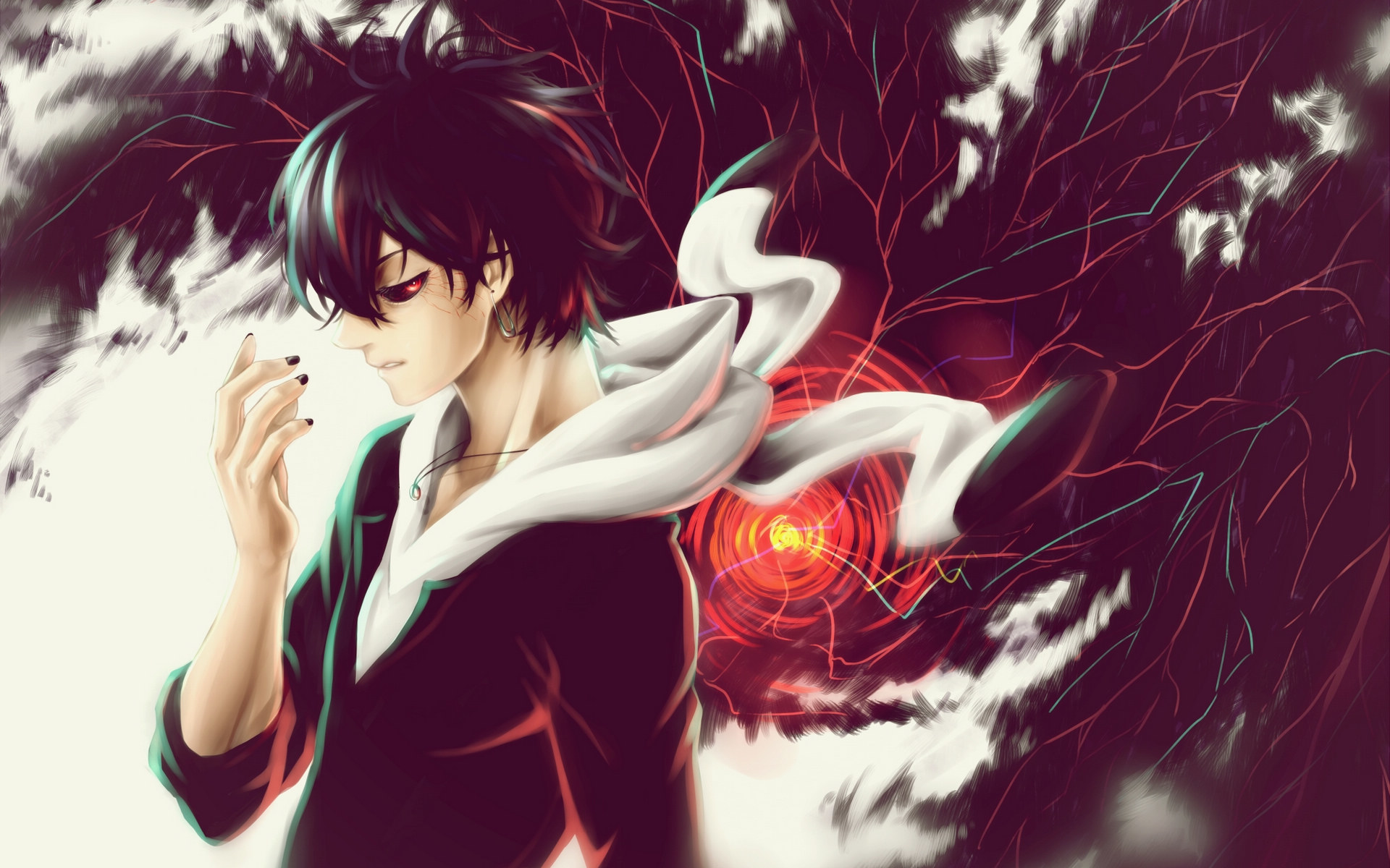 Tokyo Ghoul Hd Wallpaper Background Image 1920x1200 Id 596704