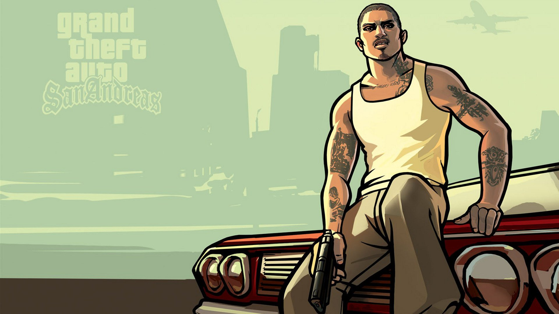 Image result for gta san andreas wallpaper