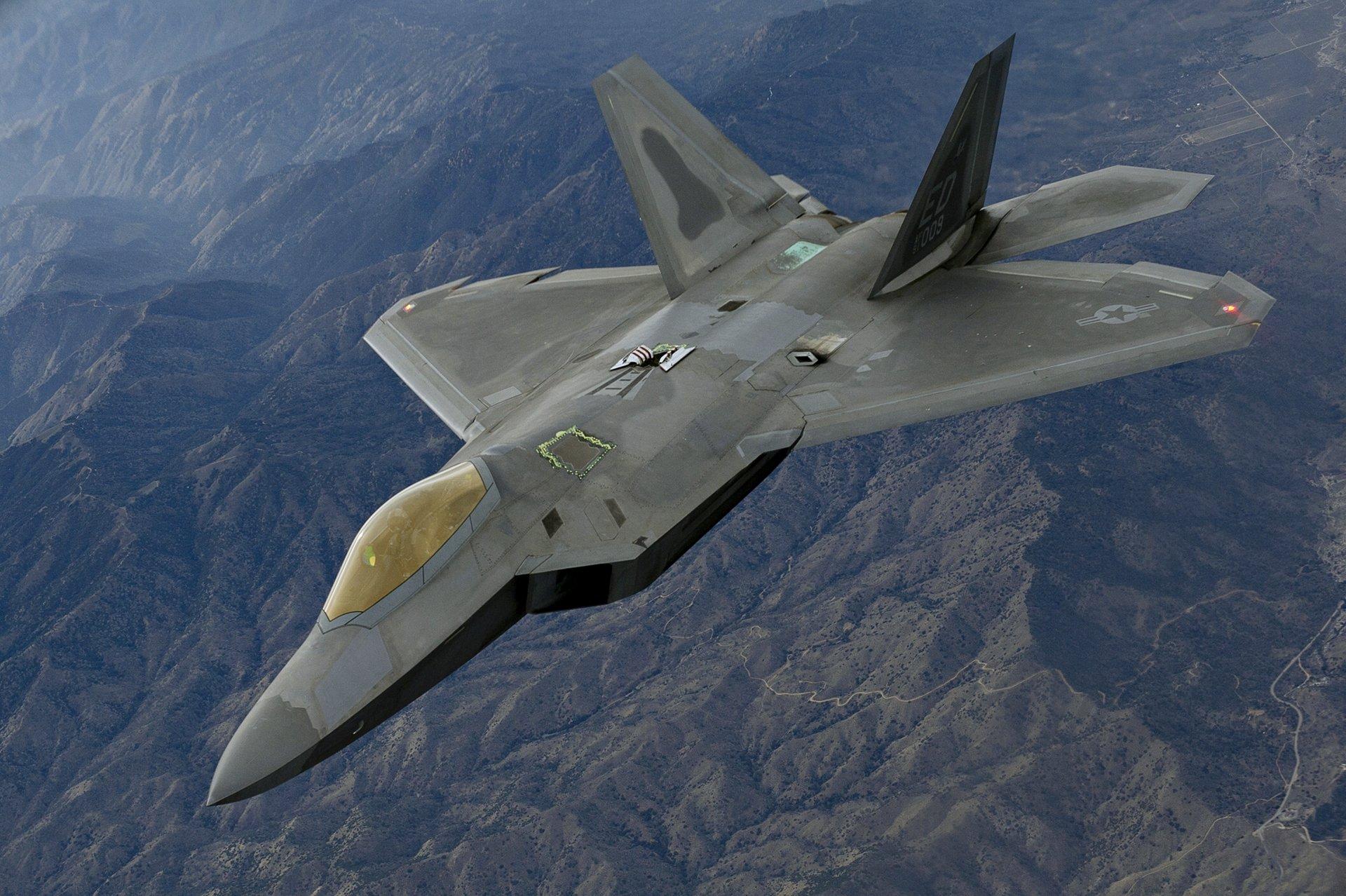 F 22 Raptor Wallpaper: Lockheed Martin F-22 Raptor 4k Ultra HD Wallpaper And