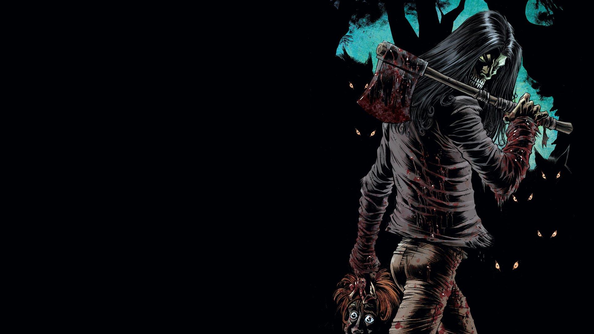 Hd wallpaper evil - Hd Wallpaper Background Id 596339 1920x1080 Comics Evil Ernie