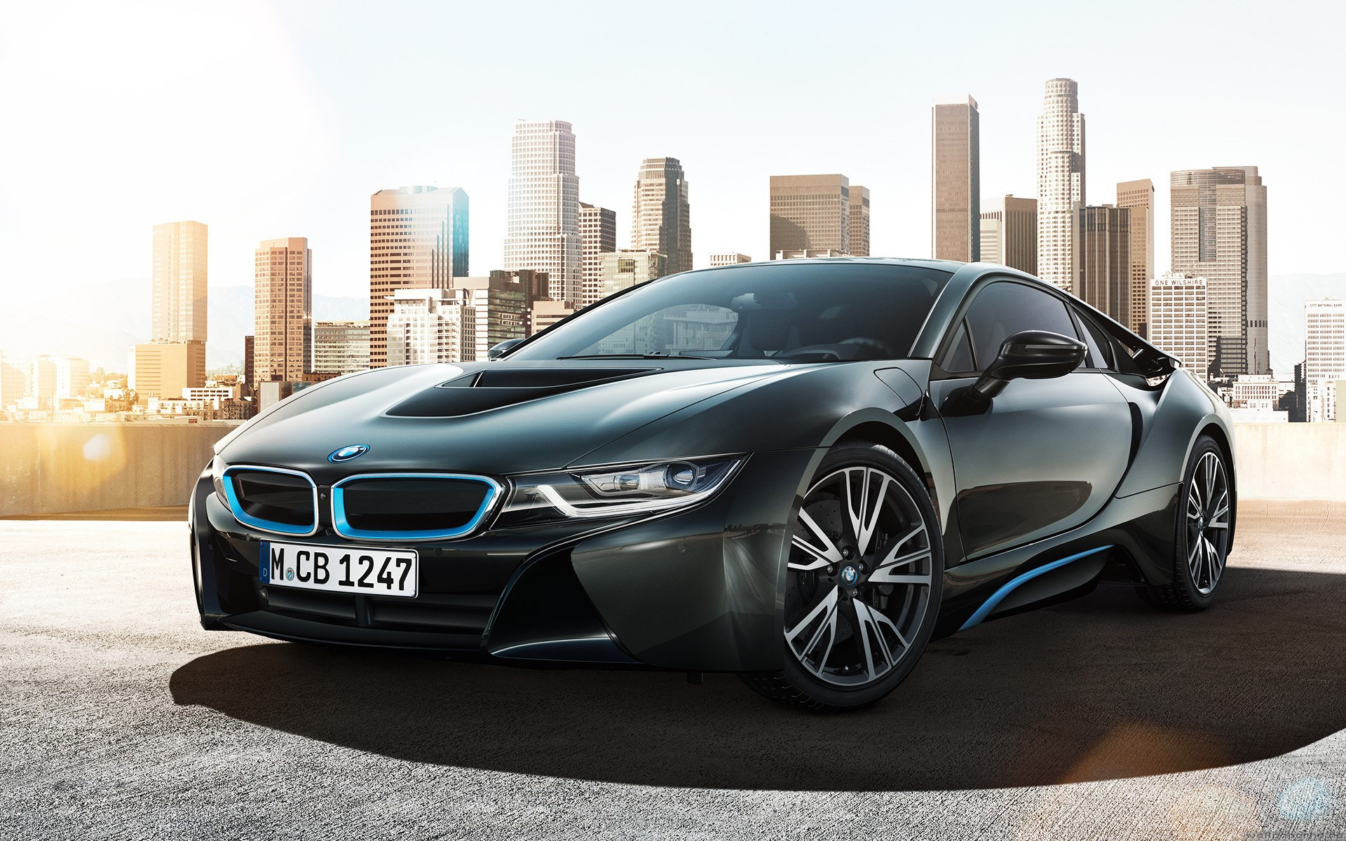 Bmw I8 Hd Wallpaper Background Image 1920x1200 Id 598331