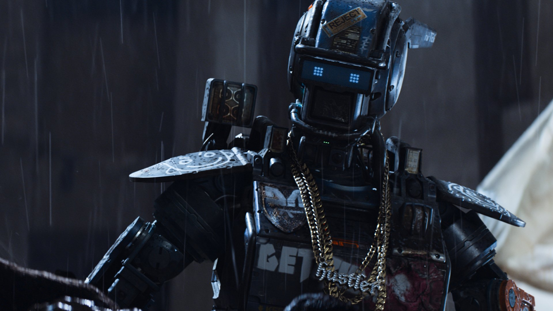 Chappie hd wallpaper background image 2880x1620 id 598553 wallpaper abyss - 2880x1620 wallpaper ...