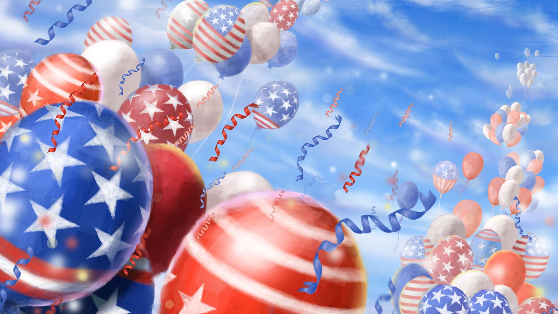 4th Of July Ipad Wallpaper Hd: 4th Of July Full HD Wallpaper And Background