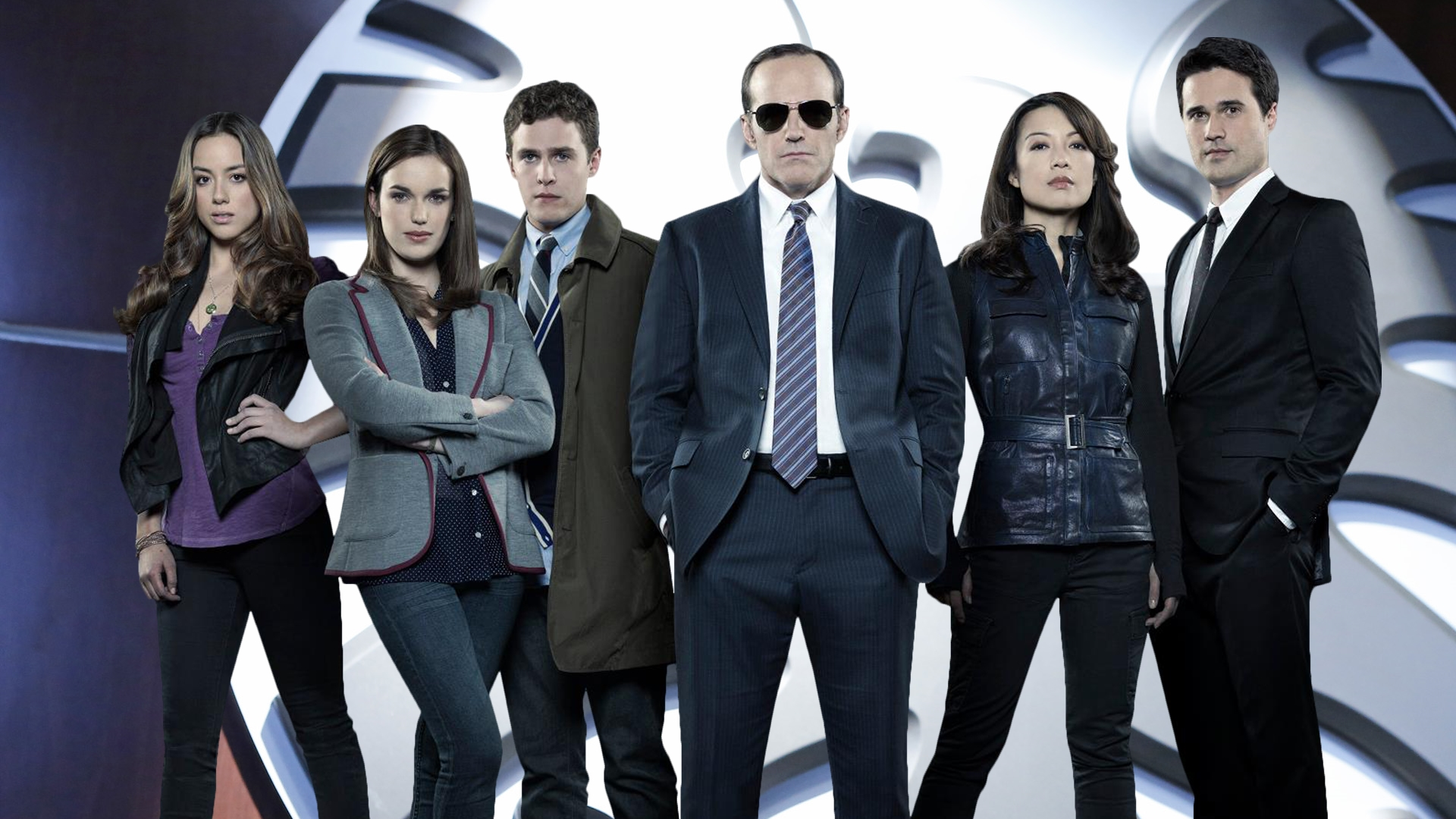 Marvels Agents Of Shield Hd Wallpaper Background Image