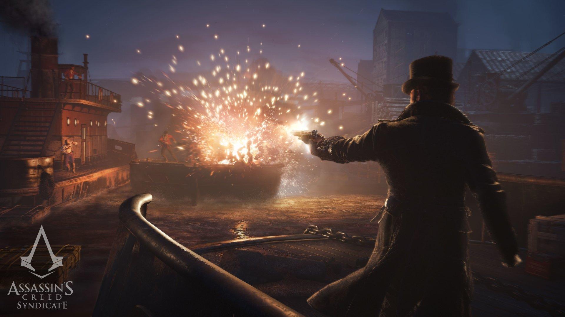 Assassin 39 s creed syndicate 4k ultra hd sfondo and sfondi for Assassin s creed sfondi