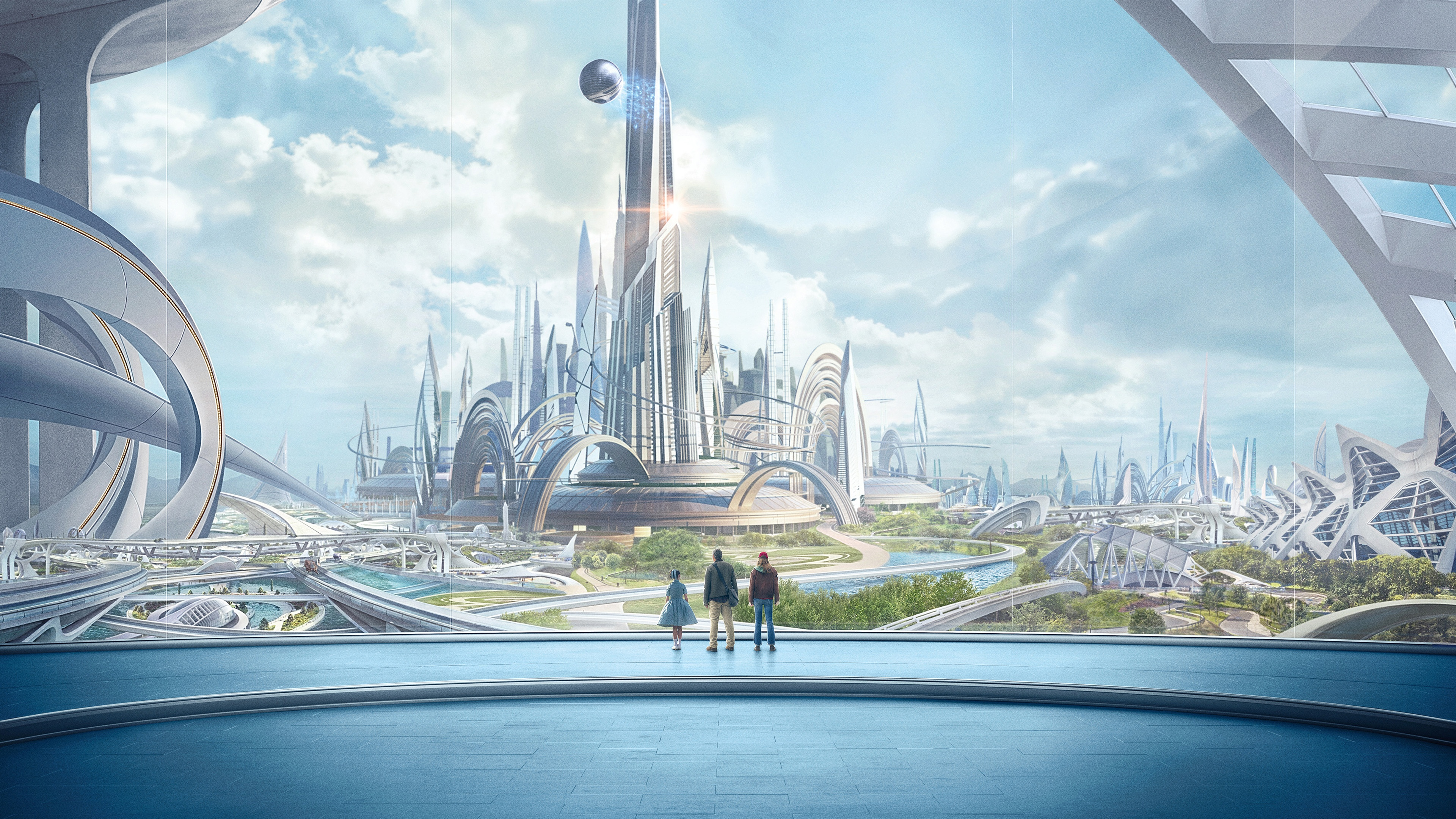 41 Tomorrowland Hd Wallpapers Background Images Wallpaper Abyss