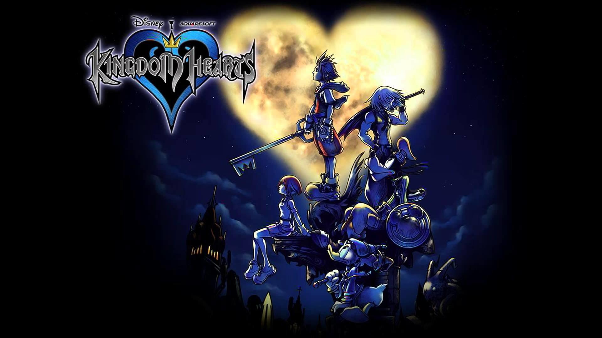 Kingdom Hearts Wallpaper Hd Wallpaper Background Image