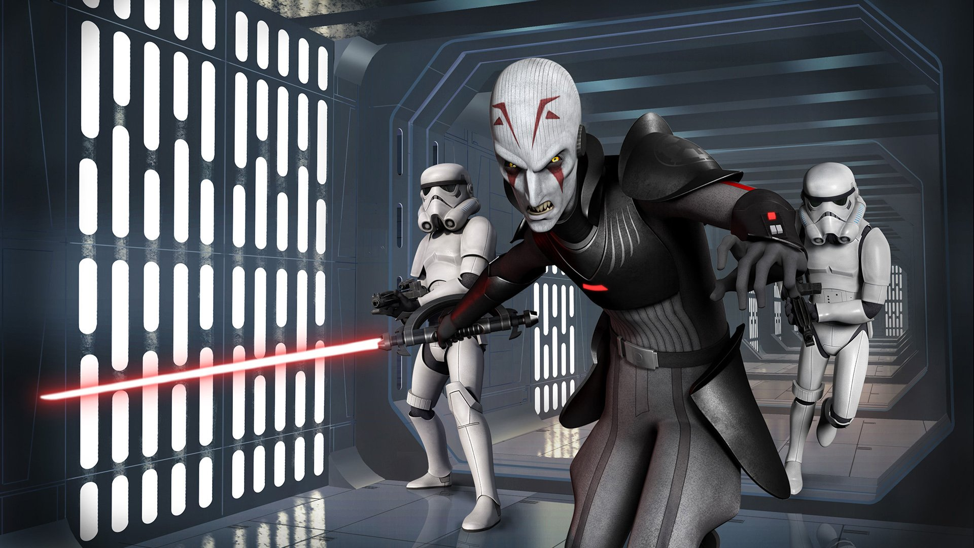 TV Show - Star Wars Rebels  The Inquisitor Wallpaper