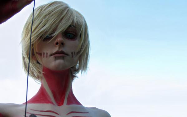 Mujeres Cosplay Ataque a los titanes Fondo de pantalla HD | Fondo de Escritorio