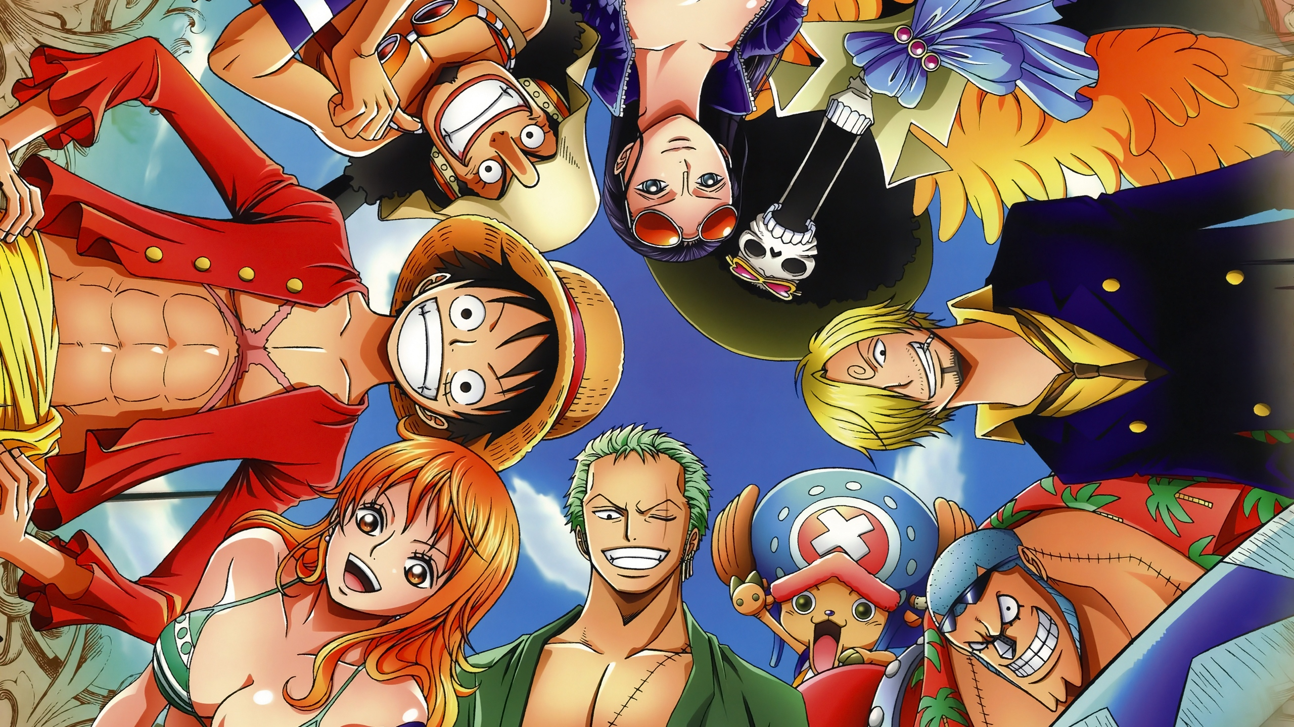 HD Wallpaper | Background Image ID:606284. 2560x1440 Anime One Piece