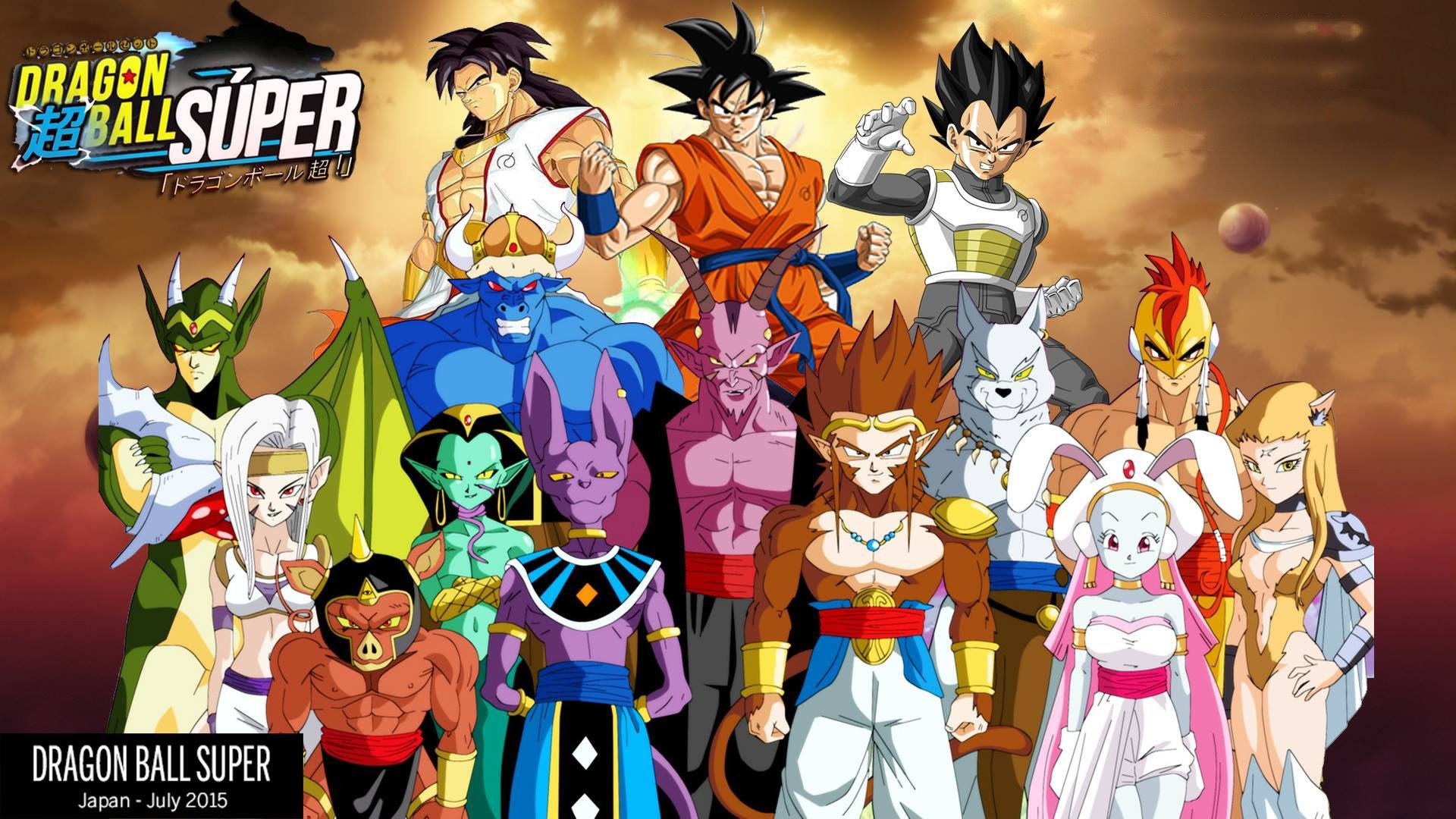 Image result for dragon ball super wallpaper