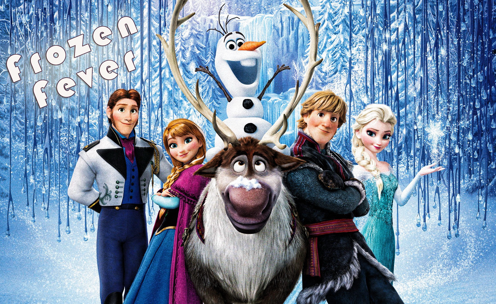 Frozen Fever Full HD Fondo De Pantalla And Fondo De