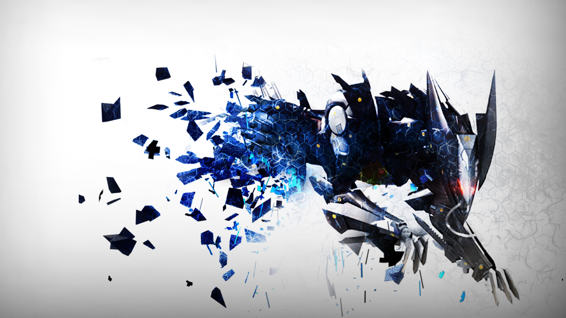 Blade wolf full hd wallpaper and background image 1920x1080 id video game metal gear rising video game blade wolf wallpaper voltagebd Choice Image