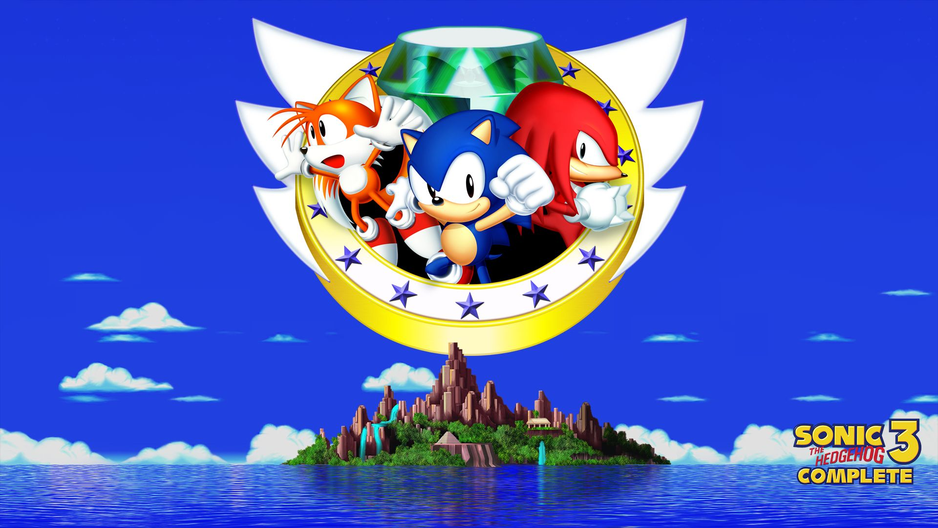 Sonic The Hedgehog 3 Hd Wallpaper Background Image 1920x1080 Id 607295 Wallpaper Abyss