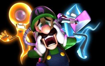 HD Wallpaper | Background Image ID:607434. 1920x1080 Video Game Luigi's Mansion