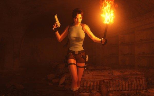 Video Game Tomb Raider: The Last Revelation Tomb Raider HD Wallpaper   Background Image