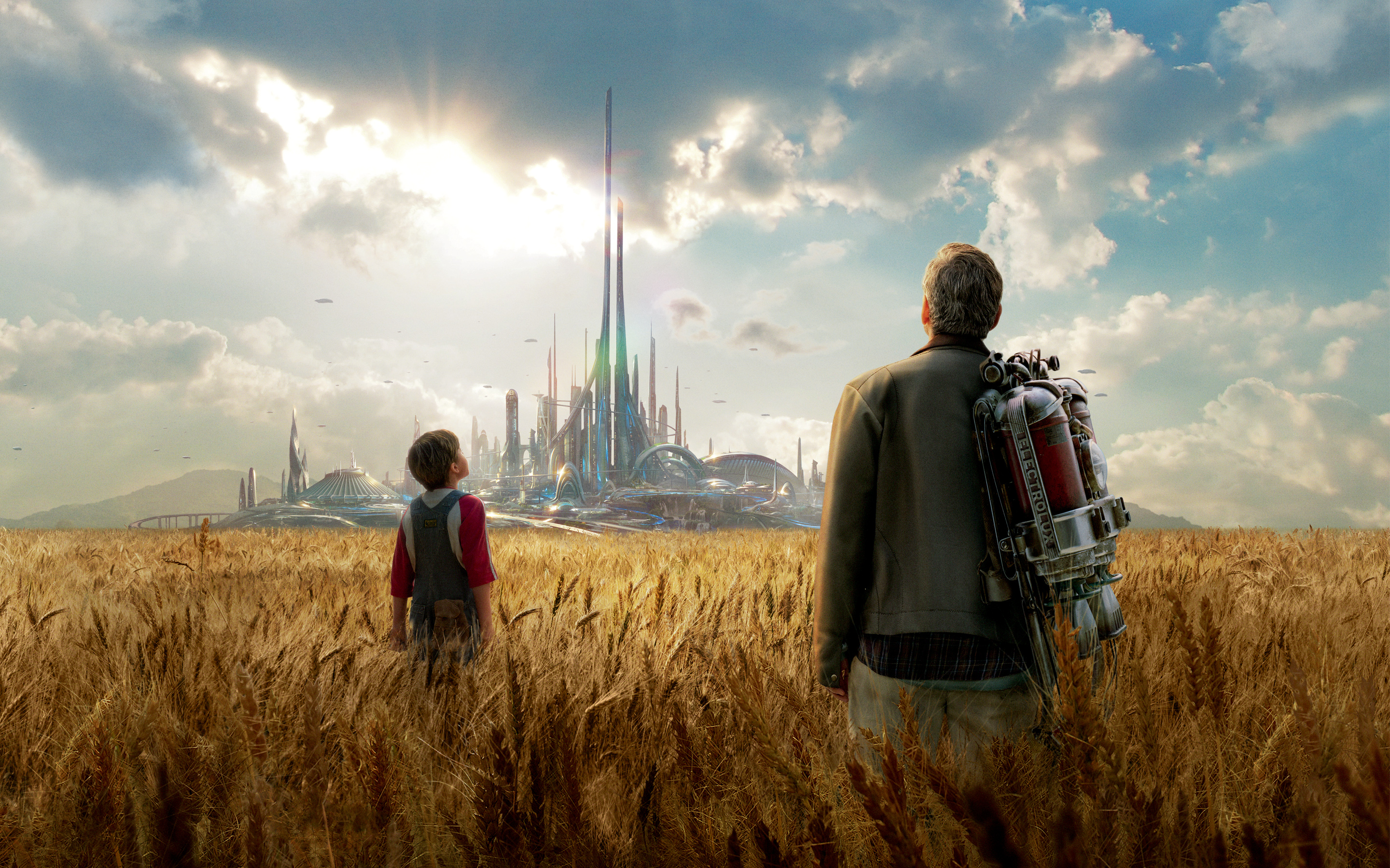Tomorrowland HD Wallpapers Backgrounds Wallpaper