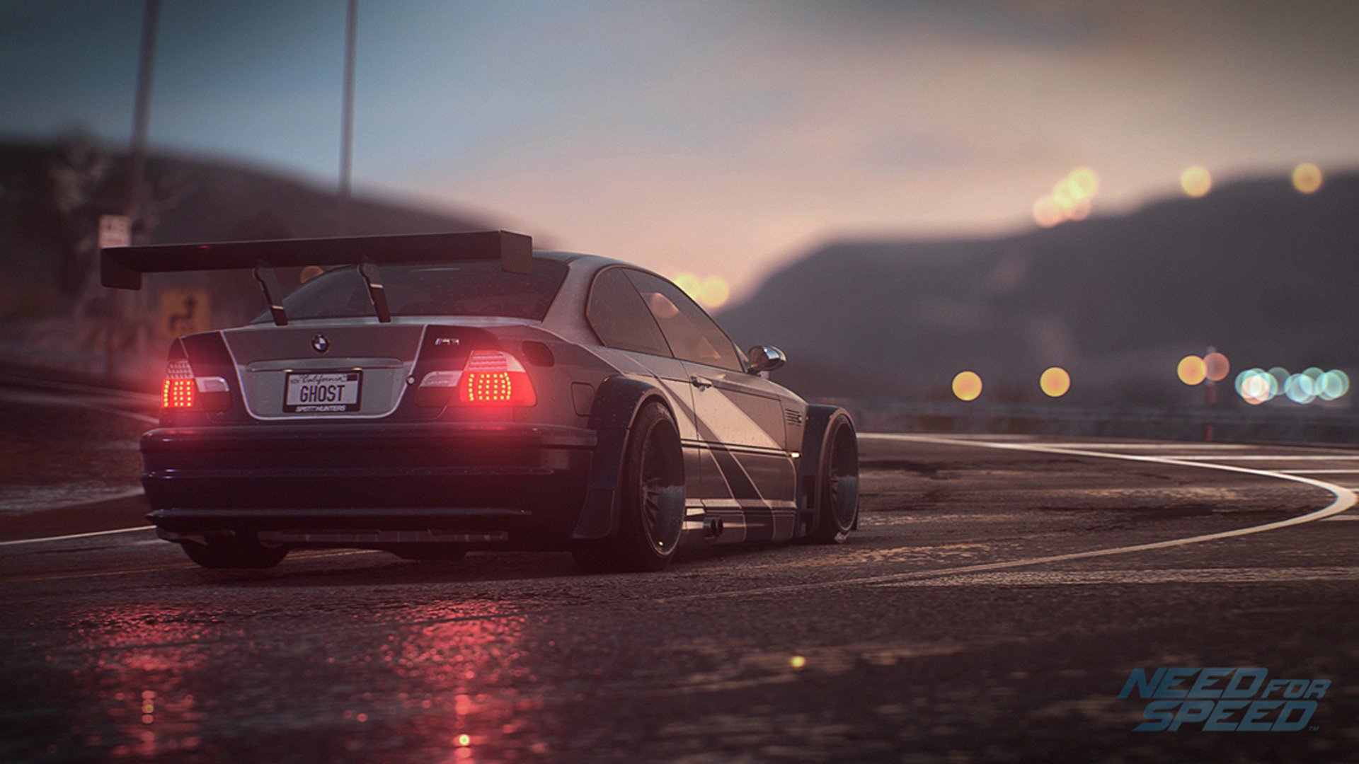 Video Game - Need for Speed (2015)  Need For Speed BMW BMW M3 Wallpaper