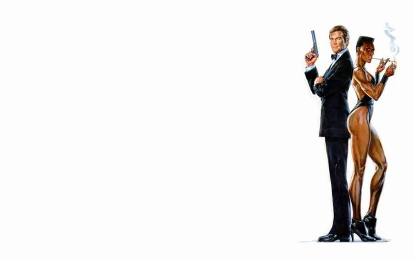 Movie A View to a Kill HD Wallpaper   Background Image