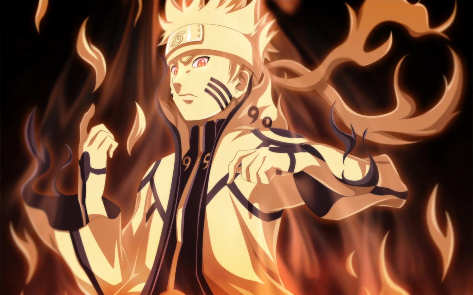 Naruto Bijuu Mode HD Wallpaper | Background Image ...  Naruto Bijuu Mode Wallpapers Hd