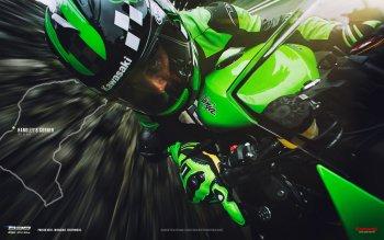 37 Kawasaki Ninja Fonds D Ecran Hd Arriere Plans