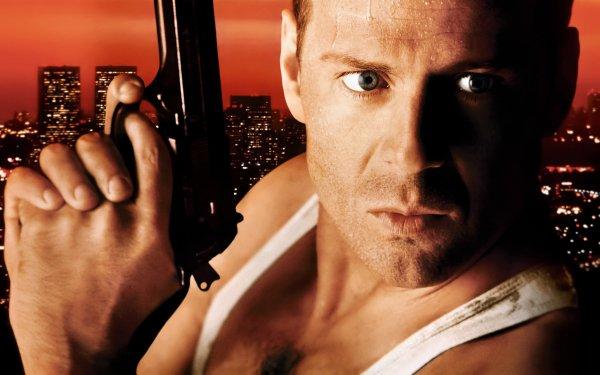 Movie Die Hard Bruce Willis HD Wallpaper | Background Image