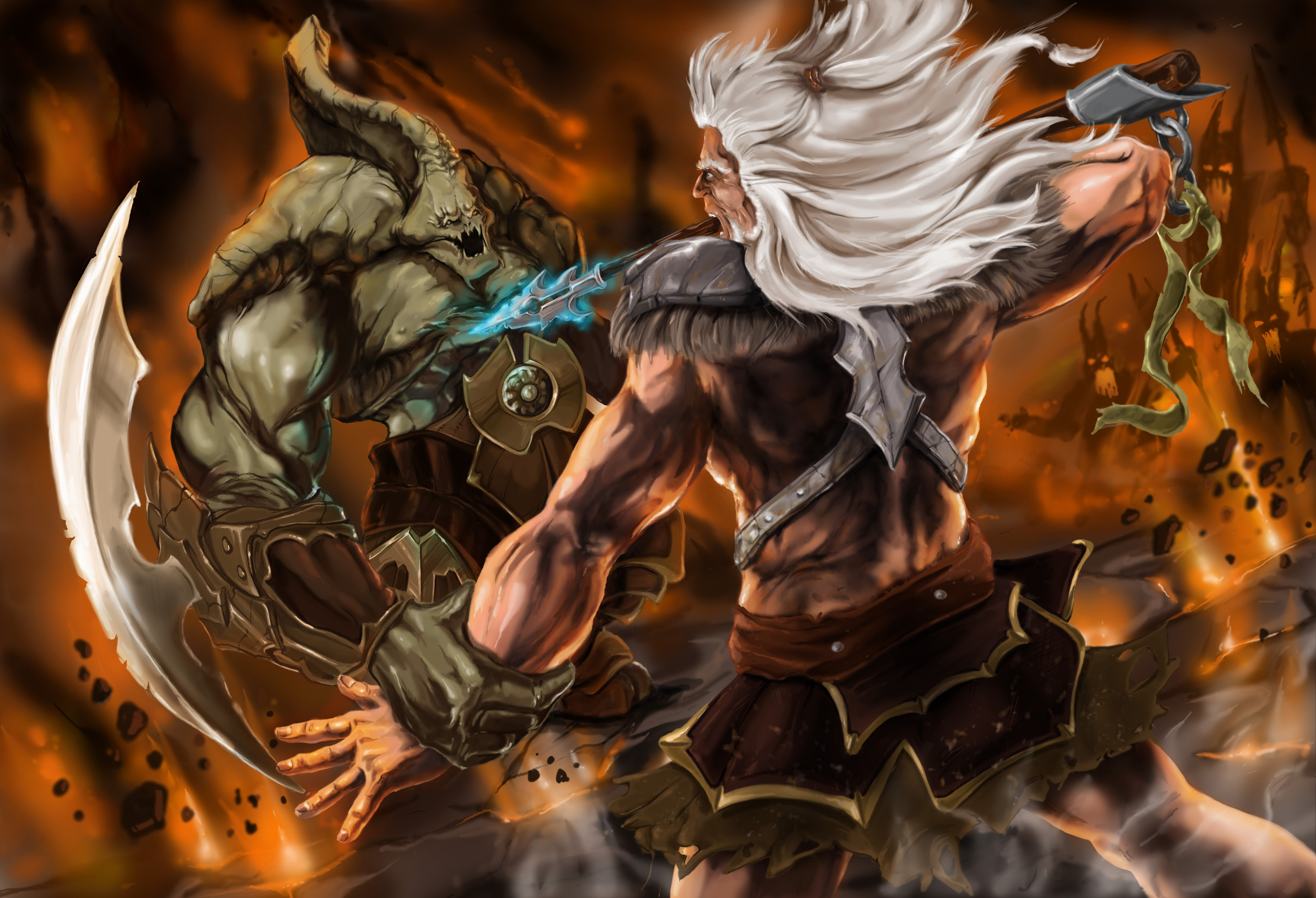 Diablo 3 Ros Wallpaper: Diablo III 4k Ultra HD Wallpaper And Background Image