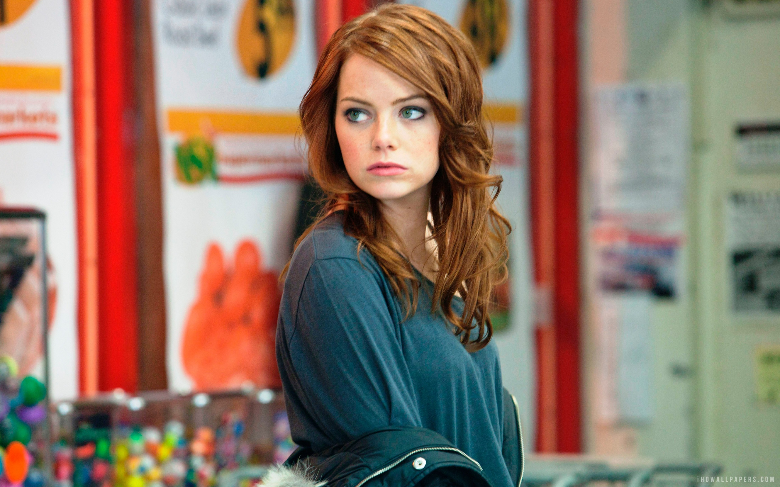 352 Emma Stone Hd Wallpapers Background Images Wallpaper Abyss