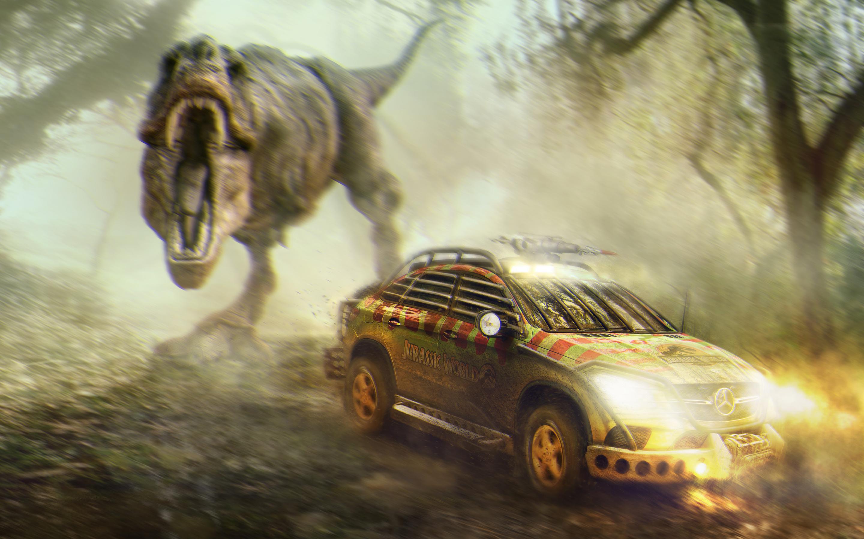 Jurassic World Hd Wallpaper Background Image 2880x1800
