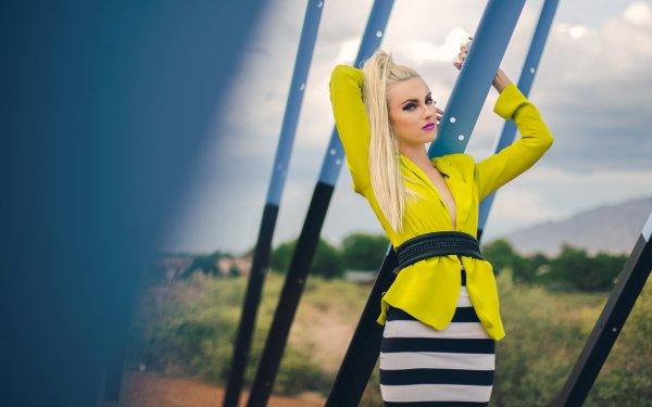 Music Iggy Azalea Singers Australia Australian Singer Rapper Blonde HD Wallpaper | Background Image