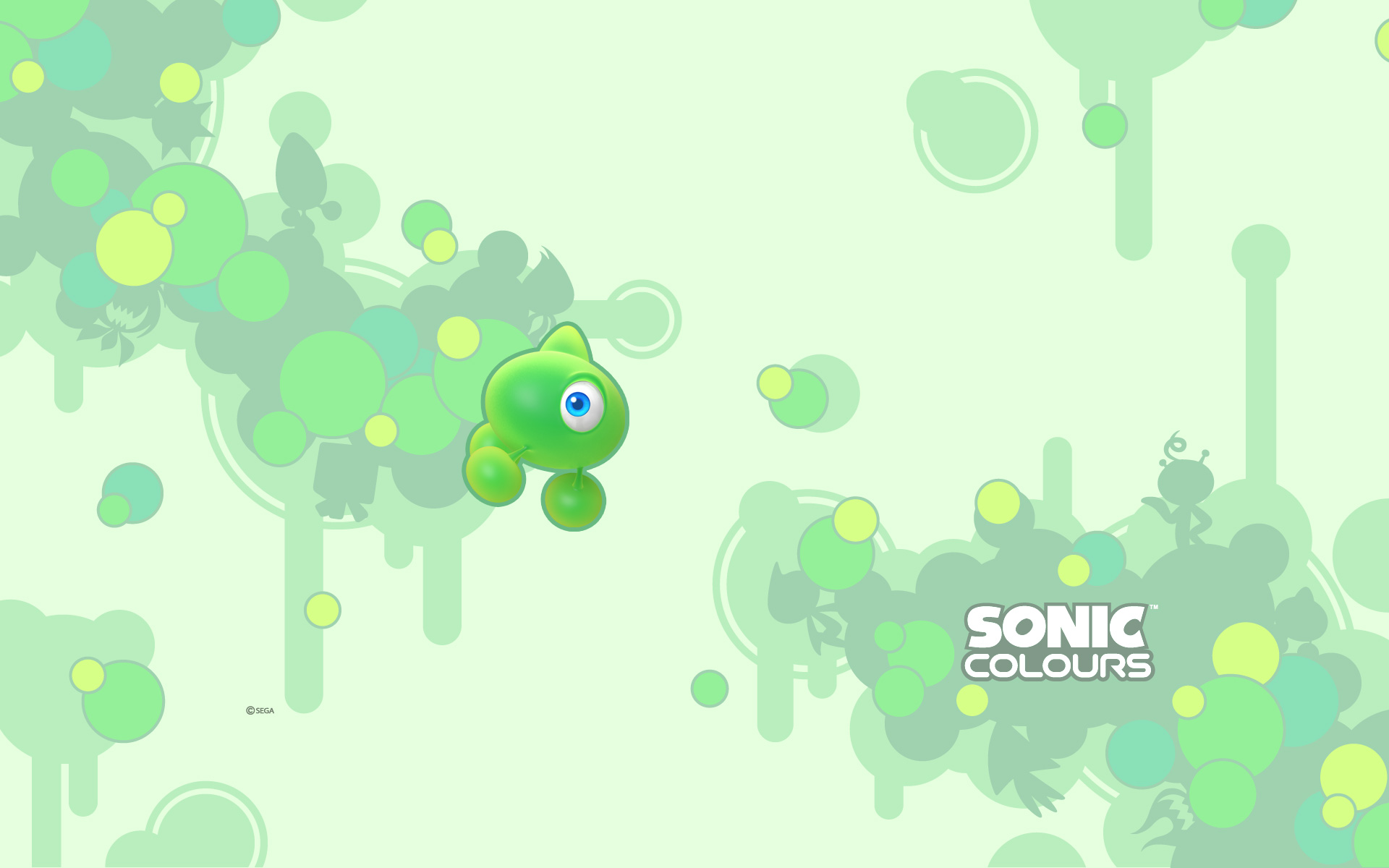 Sonic Colors Hd Wallpaper Background Image 1920x1200 Id616682
