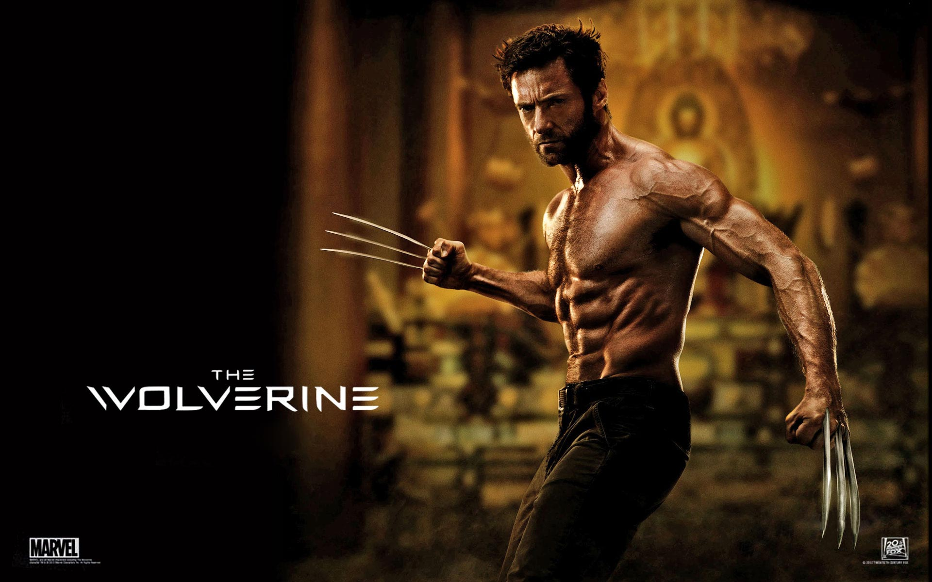 The wolverine full hd wallpaper and background image 1920x1200 movie the wolverine hugh jackman wolverine wallpaper voltagebd Images